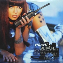 CHARLI BALTIMORE  ft. GHOSTFACE KILLAH : STAND UP