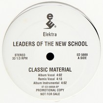 LEADERS OF THE NEW SCHOOL : CLASSIC MATERIAL