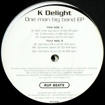 K DELIGHT : ONE MAN BIG BAND EP