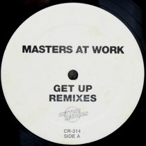 MASTERS AT WORK : GET UP  (REMIXES)