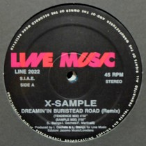 X-SAMPLE : DREAMIN' IN BURISTEAD ROAD  (REMIX)