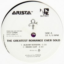 PRINCE : THE GREATEST ROMANCE EVER SOLD