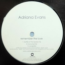 ADRIANA EVANS : REMEMBER THE LOVE