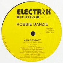 ROBBIE DANZIE : CAN'T FORGET  / DON'T LET GO