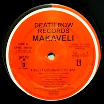 MAKAVELI  (2PAC) : TOSS IT UP