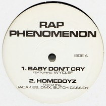 2PAC : RAP PHENOMENON  EP