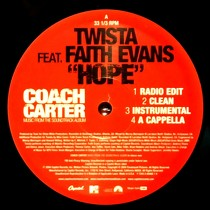 TWISTA  ft. FAITH EVANS : HOPE