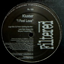 KLUSTER : I FEEL LOVE