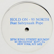 95 NORTH  ft. SABRYNAAH POPE : HOLD ON