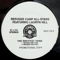 REFUGEE CAMP ALL-STARS  ft. LAURYN HILL : THE SWEETEST THING