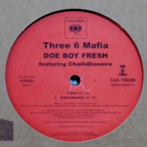 THREE 6 MAFIA  ft. CHAMILLIONAIRE : DOE BOY FRESH