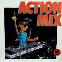 V.A. : ACTION MIX  VOLUME ONE