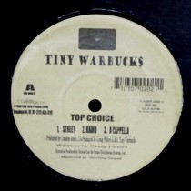 TINY WARBUCK$ : TOP CHOICE