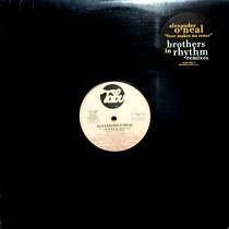 ALEXANDER O'NEAL : LOVE MAKES NO SENSE  (BROTHERS IN RHYTHM REMIXES)