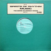 SPIRITS OF RHYTHM : MUSIC  (THE BORIS DLUGOSCH MIXES)