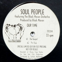 SOUL PEOPLE : OUR TIME