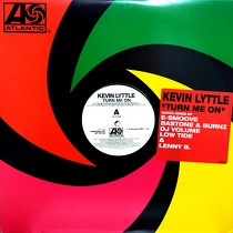 KEVIN LYTTLE : TURN ME ON  (DANCE MIXES)