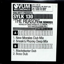 KING BRITT  presents SYLK 130 : THE REASON  (THE REMIXES)
