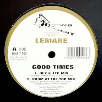 LEMARE : GOOD TIMES
