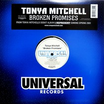 TONYA MITCHELL : BROKEN PROMISES