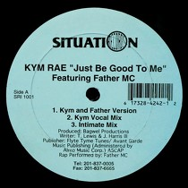 KYM RAE  ft. FATHER MC : JUST BE GOOD TO ME