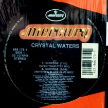 CRYSTAL WATERS : SURPRISE