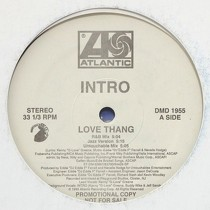 INTRO : LOVE THANG