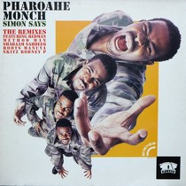 PHAROAHE MONCH : SIMON SAYS  (THE REMIXES)