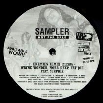 WAYNE WONDER  , MOBB DEEP, FAT JOE ft. SURPRIZ : ENEMIES  REMIX