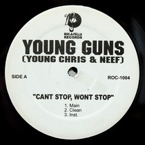 YOUNG GUNZ : CAN'T STOP, WON'T STOP