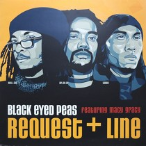 BLACK EYED PEAS  ft. MACY GRACY : REQUEST LINE  / JOINTS & JAM (THE JOINT MIX)