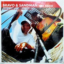 BRAVO & SANDMAN  ft. RASCO : AGED & LACED