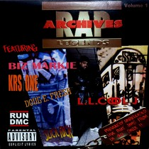 V.A. : RAP ARCHIVES  VOLUME 1