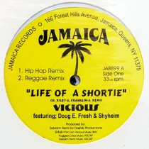 VICIOUS  ft. DOUG E. FRESH & SHYHEIM : LIFE ON A SHORTIE