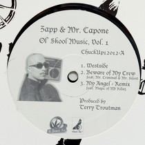 ZAPP  & MR. CAPONE : OL SKOOL MUSIC  VOL. 1