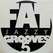 V.A. : FAT JAZZY GROOVES  5