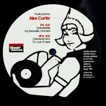 ALEX CORTIZ : FUNKYTARISTA  / CHEMICAL HANK