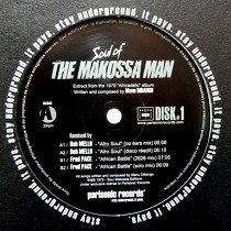 MANU DIBANGO : SOUL OF THE MAKOSSA MAN