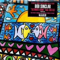 BOB SINCLAR  ft. BIG ALI : ULTIMATE FUNK