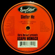 CHRIS HERBERT  presents ASAPH WOMACK : SHELTER ME