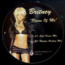 BRITNEY SPEARS : PIECES OF ME