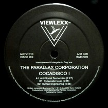 PARALLAX CORPORATION : COCADISCO 1