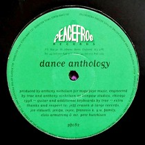 ANTHONY NICHOLSON : DANCE ANTHOLOGY