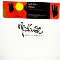 SALIF KEITA : MADAN  (MORTIN SOLVEIG REMIXES)
