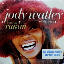 JODY WATLEY  ft. RAKIM : OFF THE HOOK