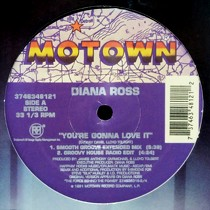 DIANA ROSS : YOU'RE GONNA LOVE IT