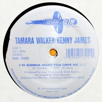 TAMARA WALKER  / KENNY JAMES : I'M GONNA MAKE YOU LOVE ME