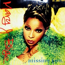 MARY J. BLIGE : MISSING YOU