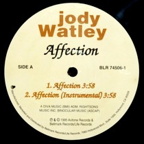 JODY WATLEY : AFFECTION
