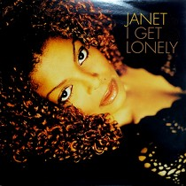JANET JACKSON : I GET LONELY